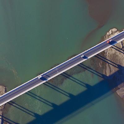 西藏扎囊大桥工程